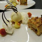Heerlijke appel-pruimentaart met fruit van fruitbedrijf Molenbuurt